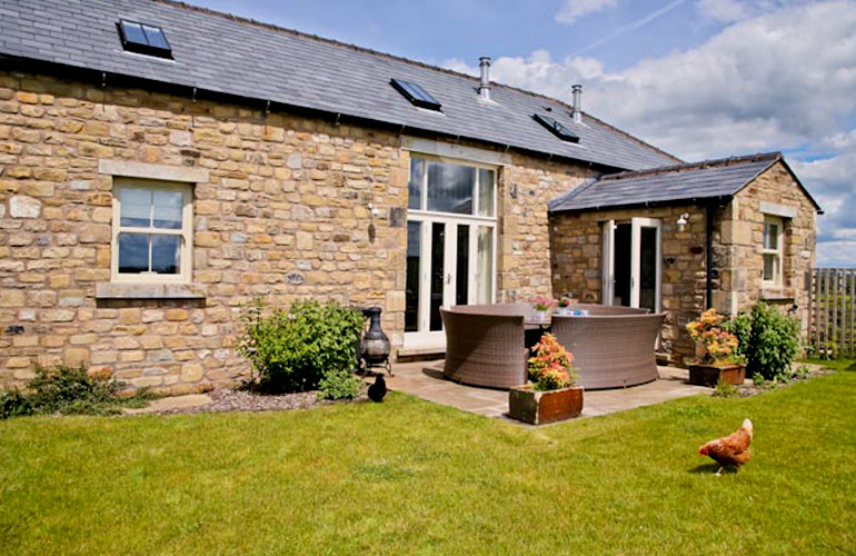 Holiday Cottages North Yorkshire / Gamekeepers Cottage