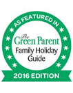 Green Parent Family Guide Logo