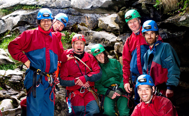 Caving, Potholing, Climbing and Walking in the Yorkshire Dales through Yorkshire Dales Guides