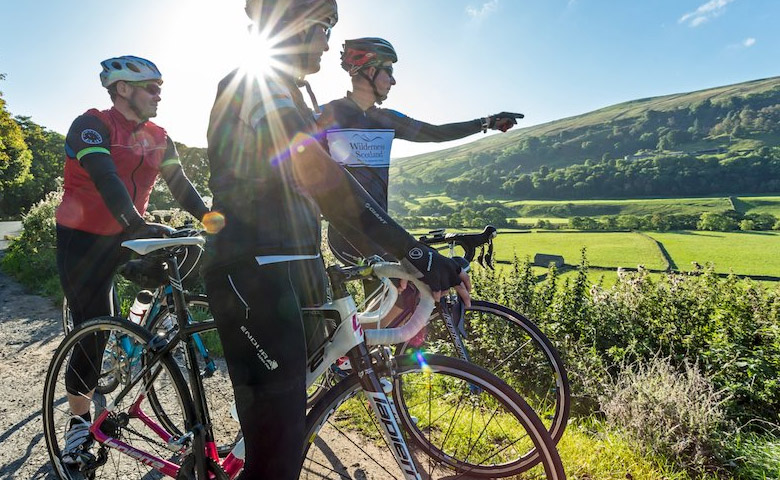 Enjoy the Yorkshire Dales with some tried and tested idyllic cycling routes courtesy of the Forest of Bowland