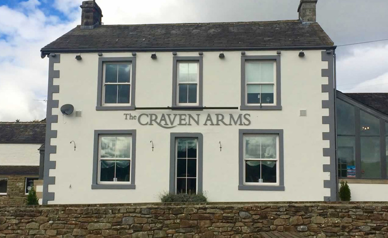 Places to Eat and Drink / The Craven Arms