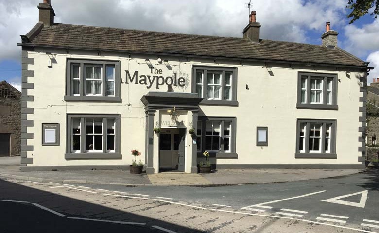 Places to Eat and Drink / The Maypole