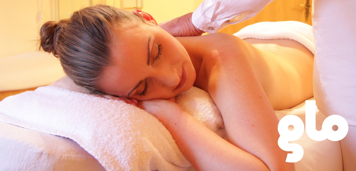 Relaxing Spa Treatments available from Glo Pamper